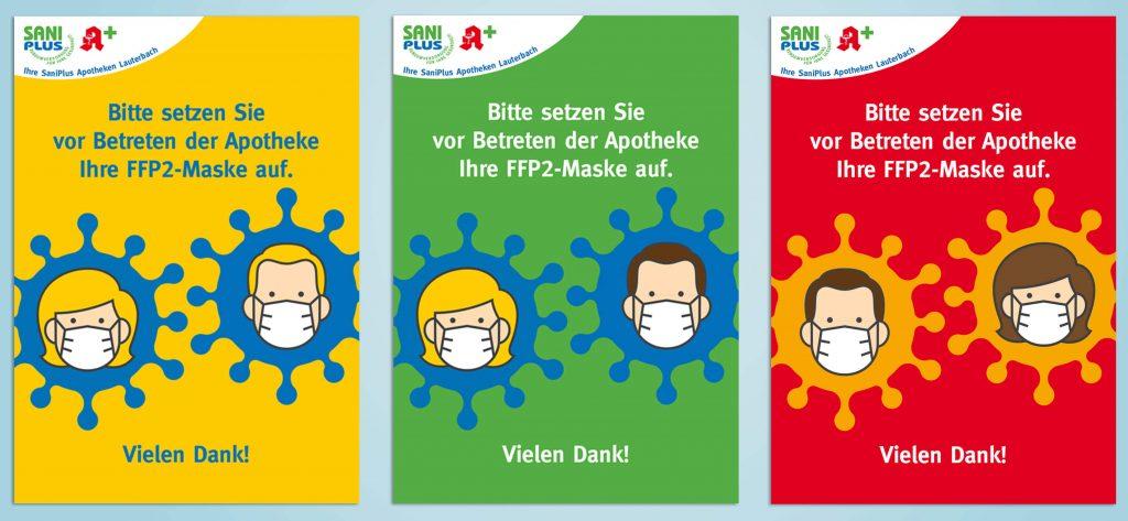 Kampagne SaniPlus